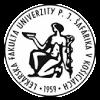 Logo de l'université Pavol Safarik à Kosicé