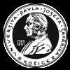Logo de l'université Pavol Josef Safarik de Kosice en Slovaquie