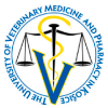Logo de l'universite de médecine veterinaire et de pharmacie à Kosice en Slovaquie