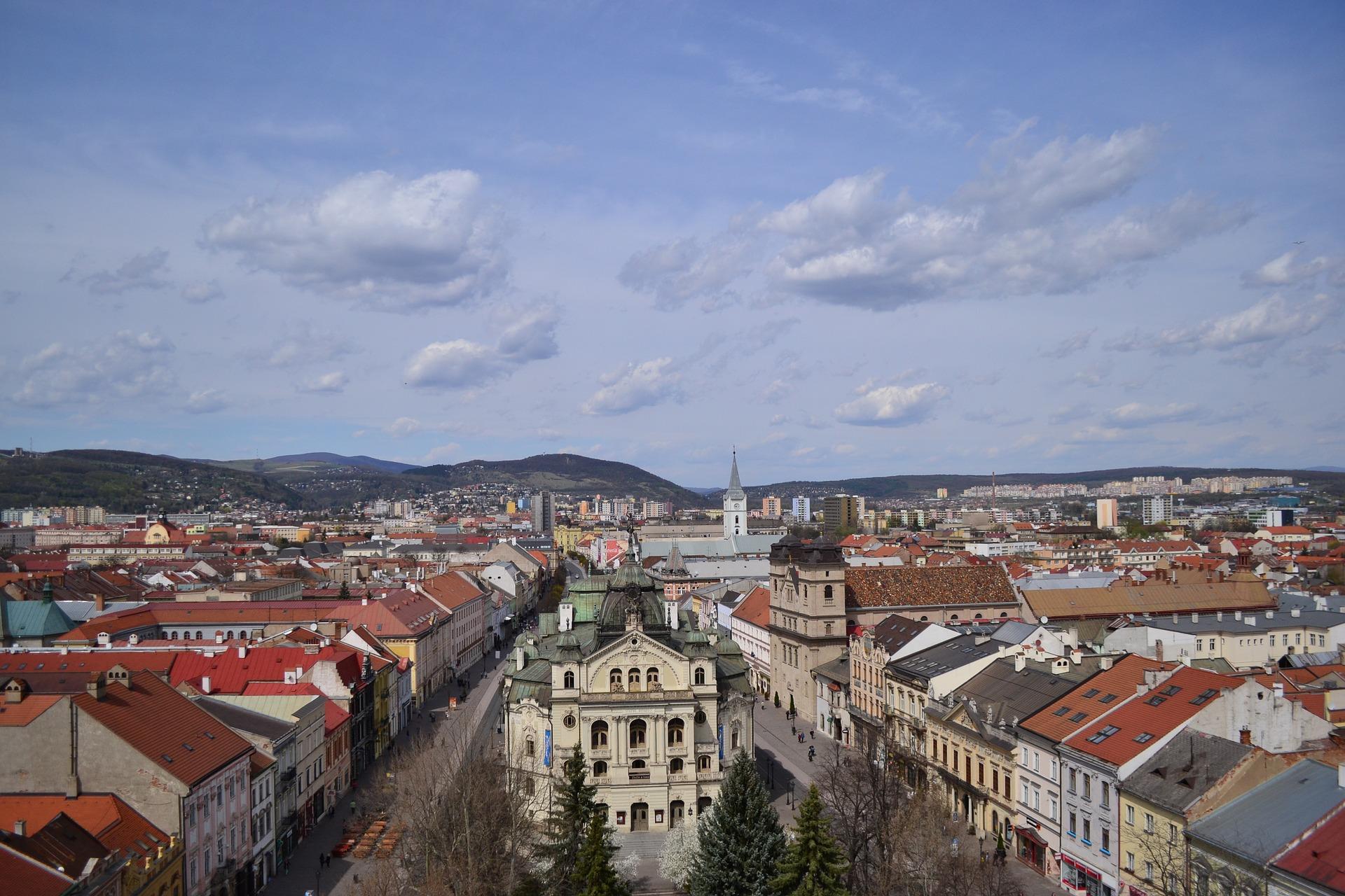 Kosicé en Slovaquie
