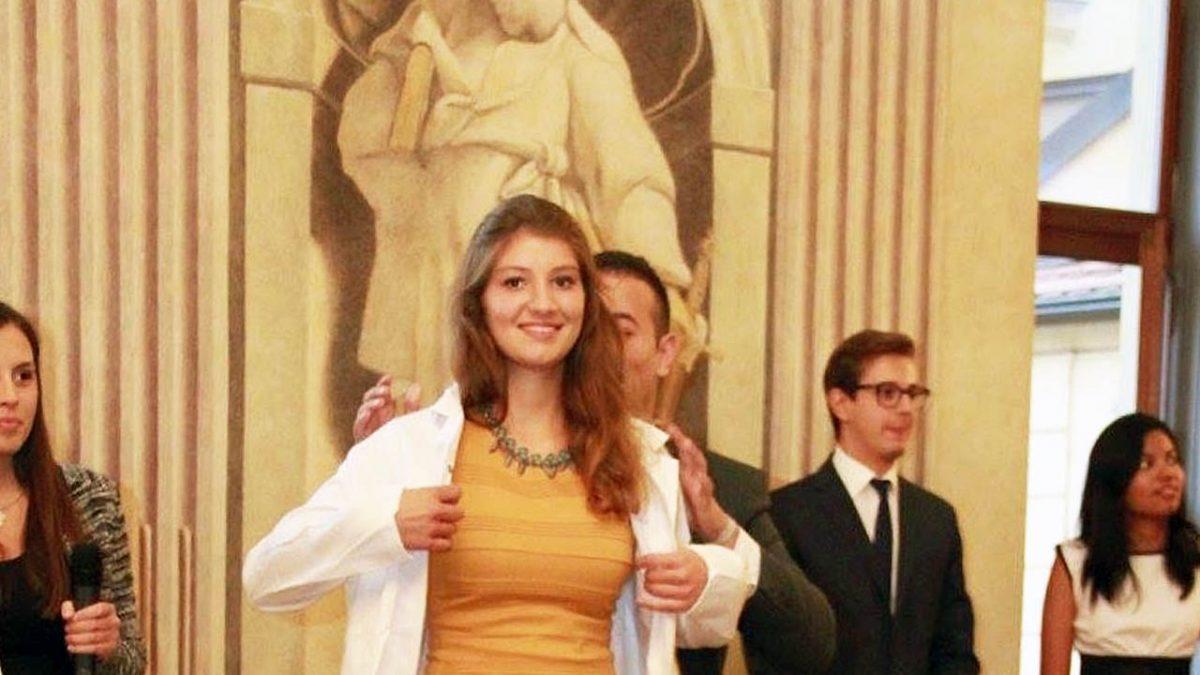 étudiante futur docteur en médecine