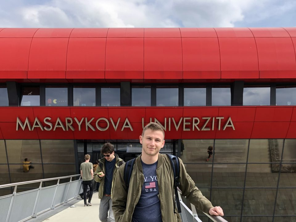 Etudiant de médecine Masaryk Brno